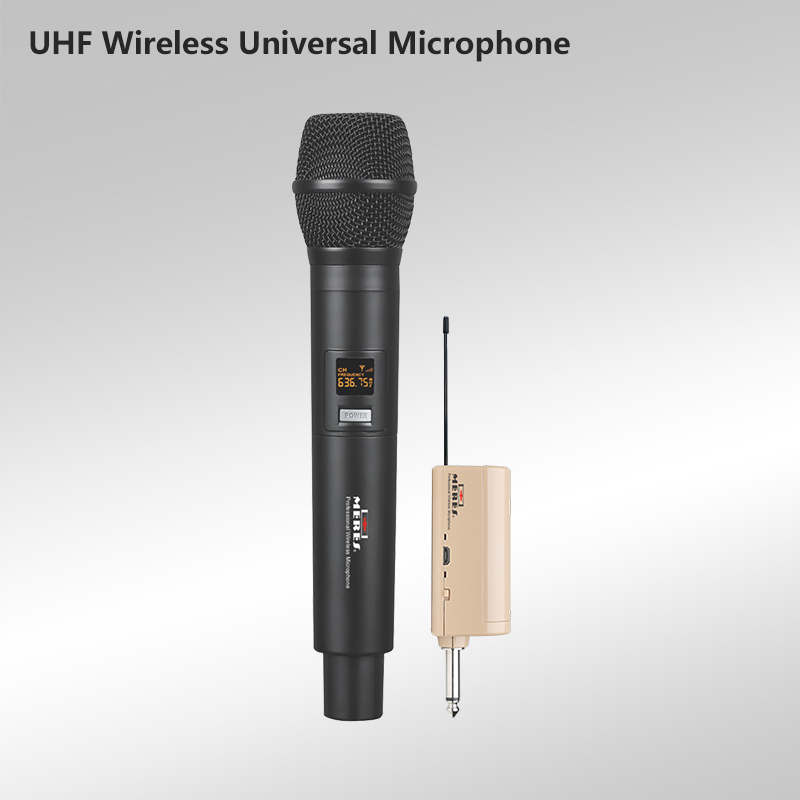 KT-U10B Wireless Universal Microphone
