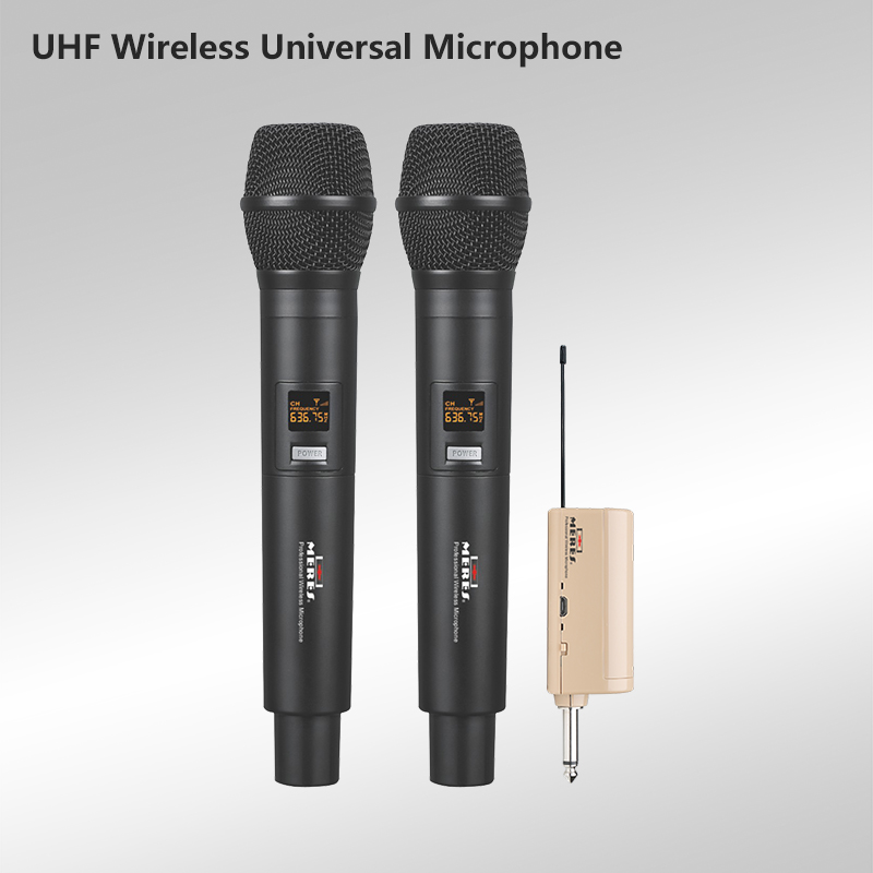 KT-U20B Universal Wireless Microphone