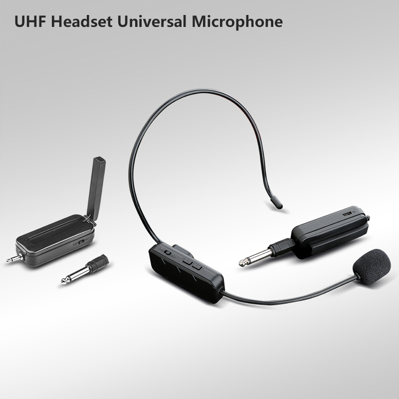KT-U12 Head Mounted Universal Microphone