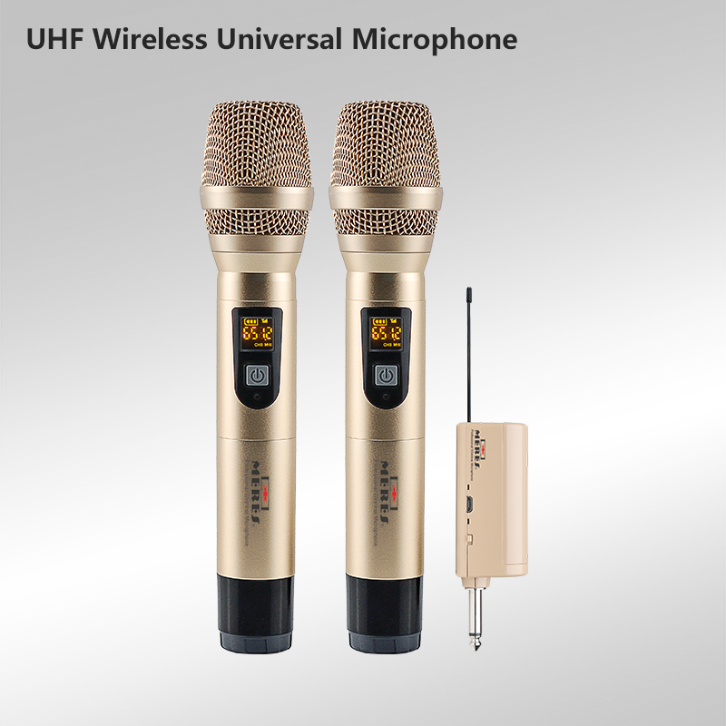 KT-U20 Wireless Universal Microphone